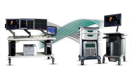 cardiac mapping equipment